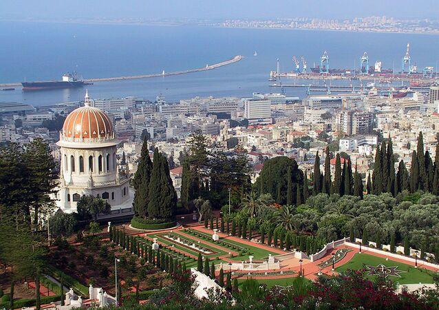مدينة حيفا