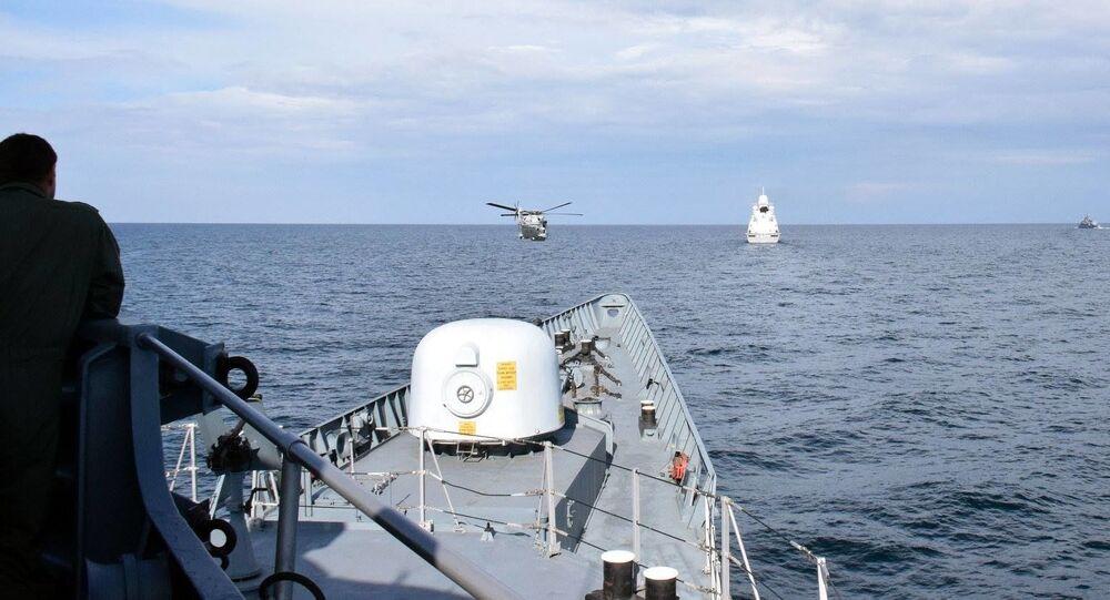 قوات خفر السواحل الاوكرانية