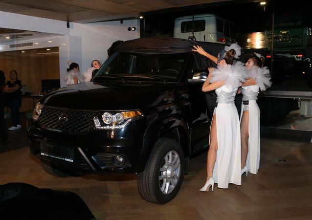 افتتحت شركة واز الروسية المتخصصة بصناعة السيارات والآليات، تفتتح أول فرع لها في لبنان