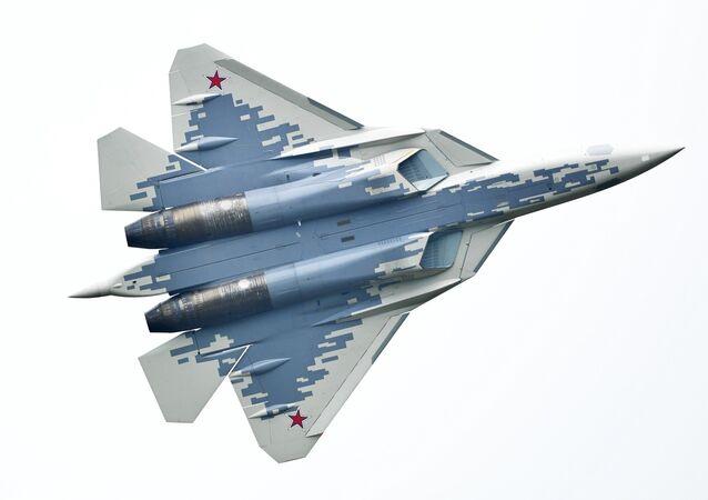 مقاتلة متعددة المهام سو-57