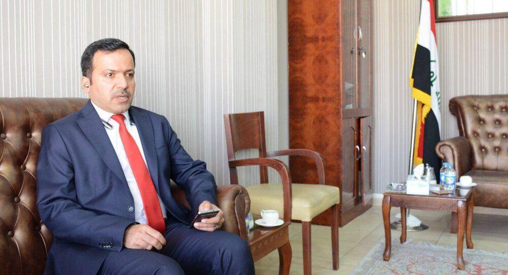 رئيس برلمان كردستان العراق يوسف محمد