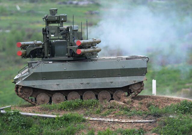 الروبوت أوران-9