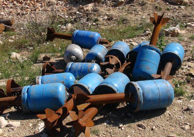 قذائف ومفخخات النصرة التي فتكت بالمدنيين السوريين