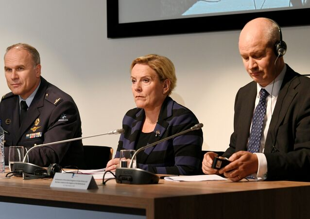 وزير الدفاع الهولندية ، أنك بيليفيلد