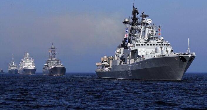 سفينة مضادة للغواصات مشروع رقم 1155 سيفيرمورسك