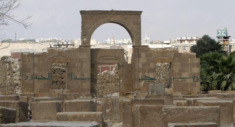 مقابر اليهود في القاهرة