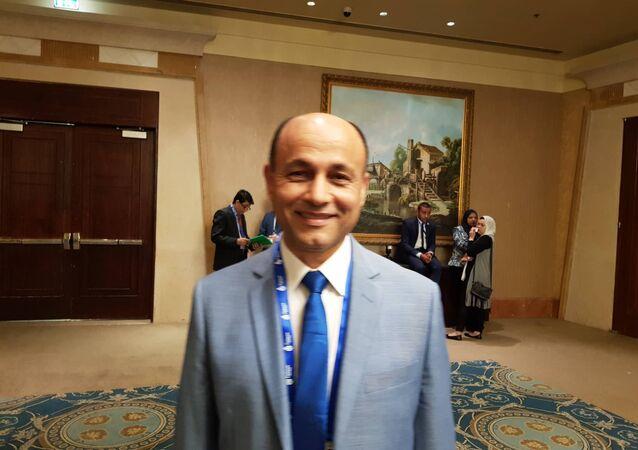 مدير مشاريع المياه في هيئة البيئة بالإمارات والخبير المائي الدولي الدكتور أسامة محمد سلام