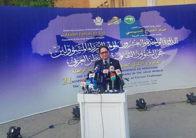 مؤتمر وزراء الثقافة العرب