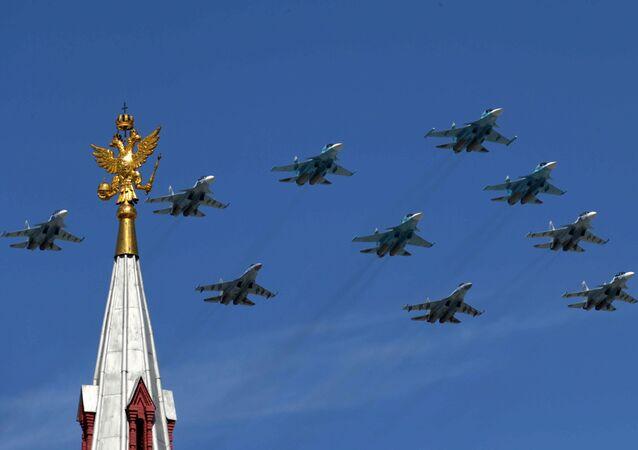 طائرات سو-30 وسو-35 وسو-34