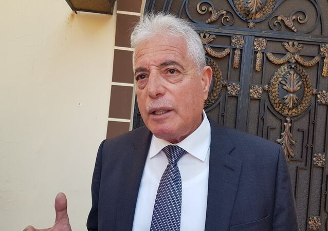 محافظ جنوب سيناء خالد فودة