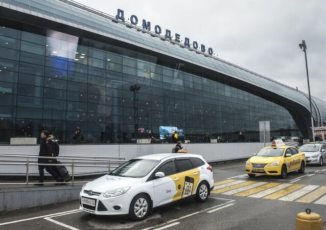 مطار دمديدوفا الدولي في موسكو