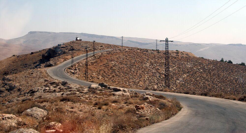 قبر جدّنا هابيل بن آدم قرب دمشق
