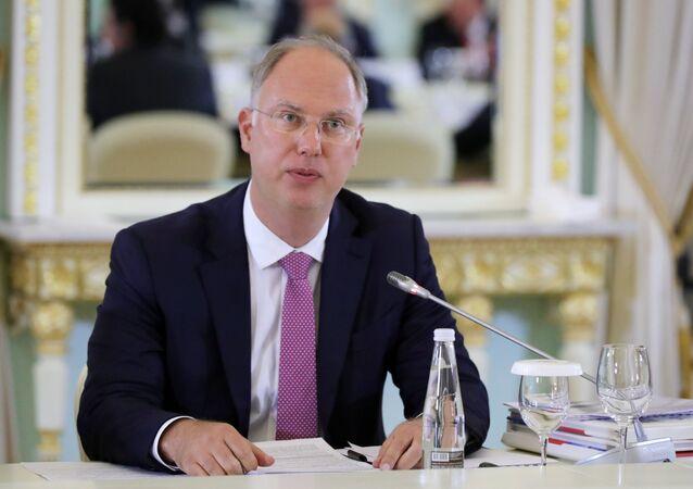 رئيس الصندوق الروسي، كيريل دميترييف