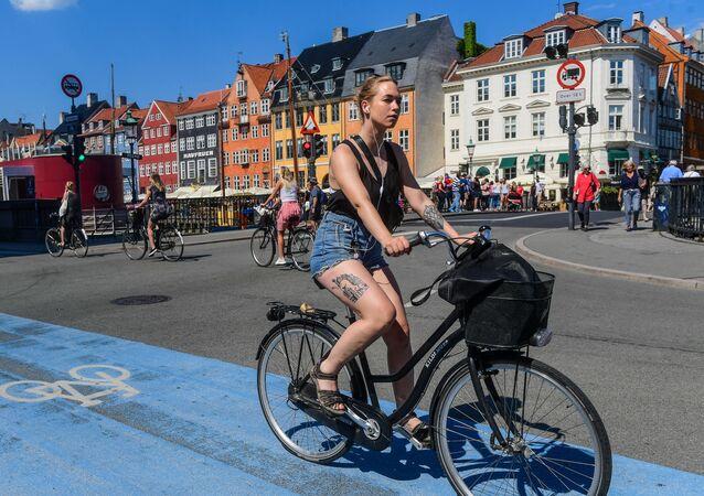 كوبنهاغن، الدنمارك