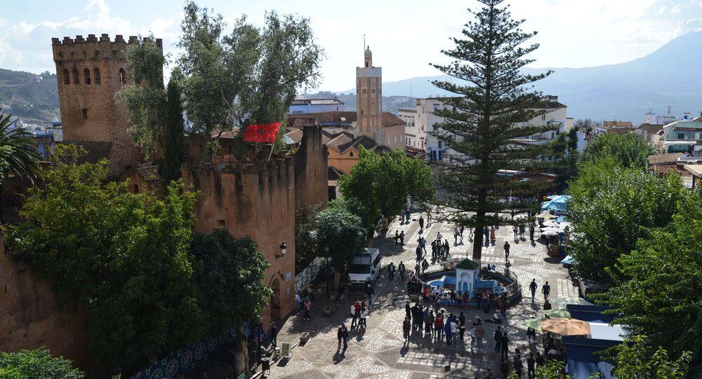 مدينة شفشاون، المغرب