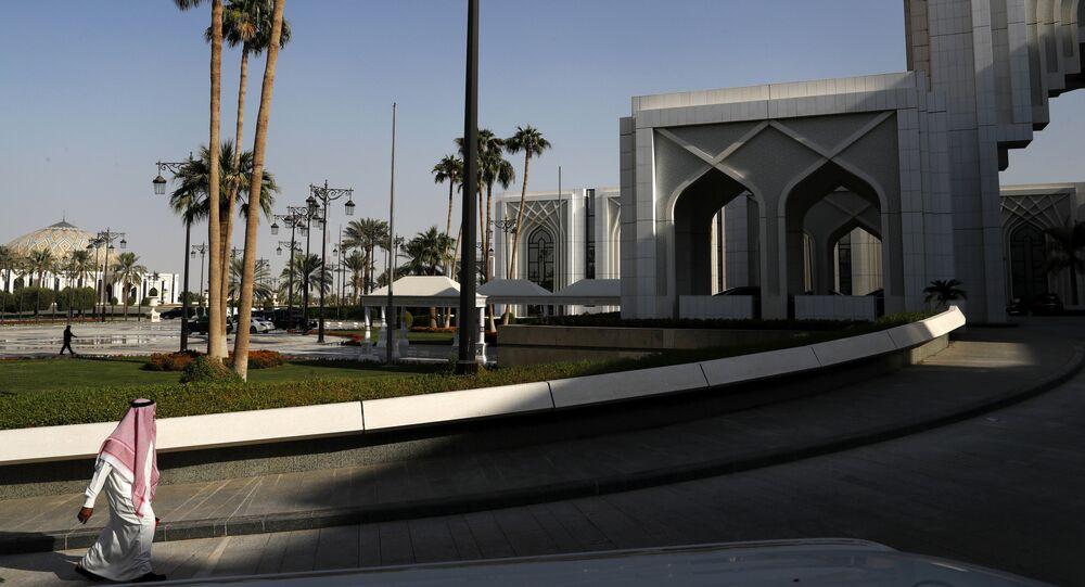 مدينة الرياض، السعودية 16 أكتوبر/ تشرين الأول 2018