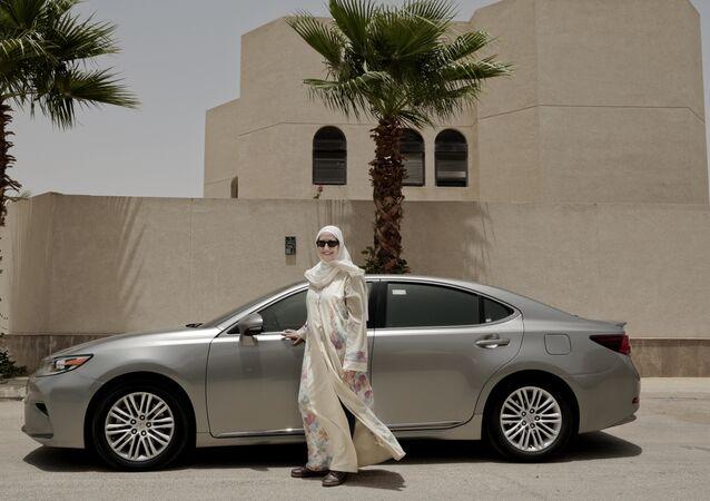 قيادة المرأة السعودية للسيارة، الرياض، 24 يونيو/ حزيران 2018