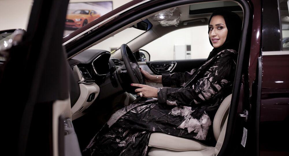 قيادة المرأة السعودية للسيارة، الرياض، 22 يونيو/ حزيران 2018