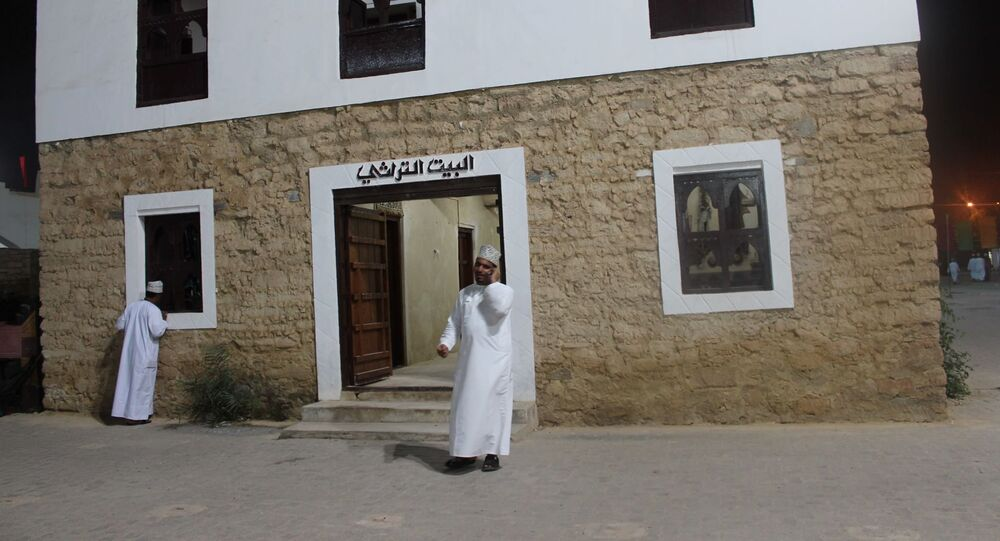 البيت التراثي في سلطنة عمان
