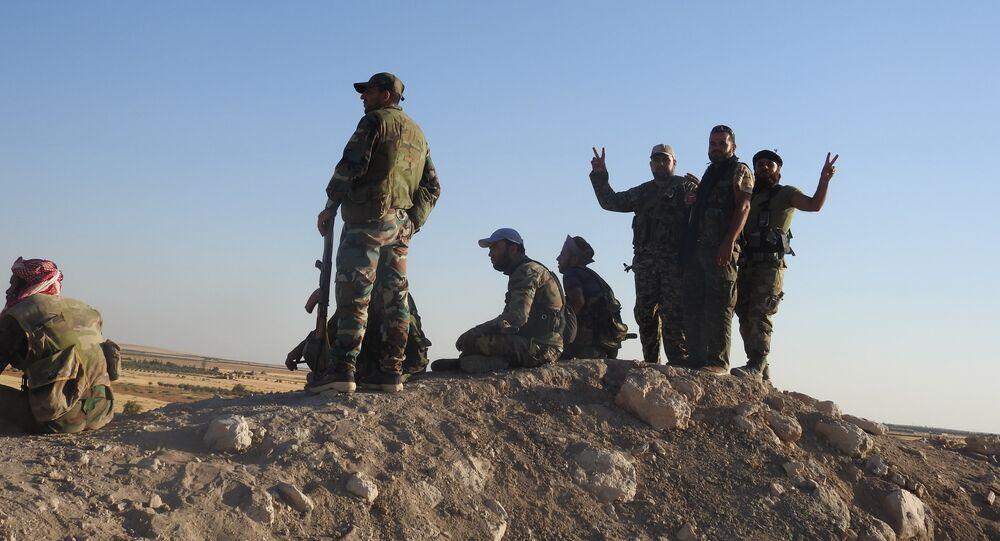 جبهات إدلب تغلي...مسلحو أجناد القوقاز يقتلون جنديين سوريين في أبوالظهور
