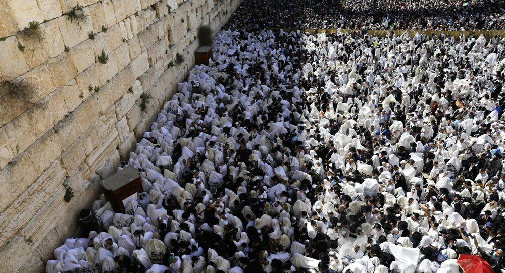 حائط المبكى، القدس