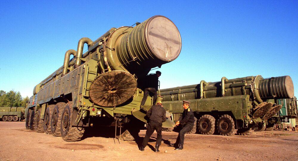 صواريخ متوسطة المدى إر إس دي - 10 (إس إس - 20)