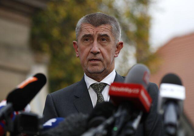 رئيس وزراء التشيك، أندريه بابيش