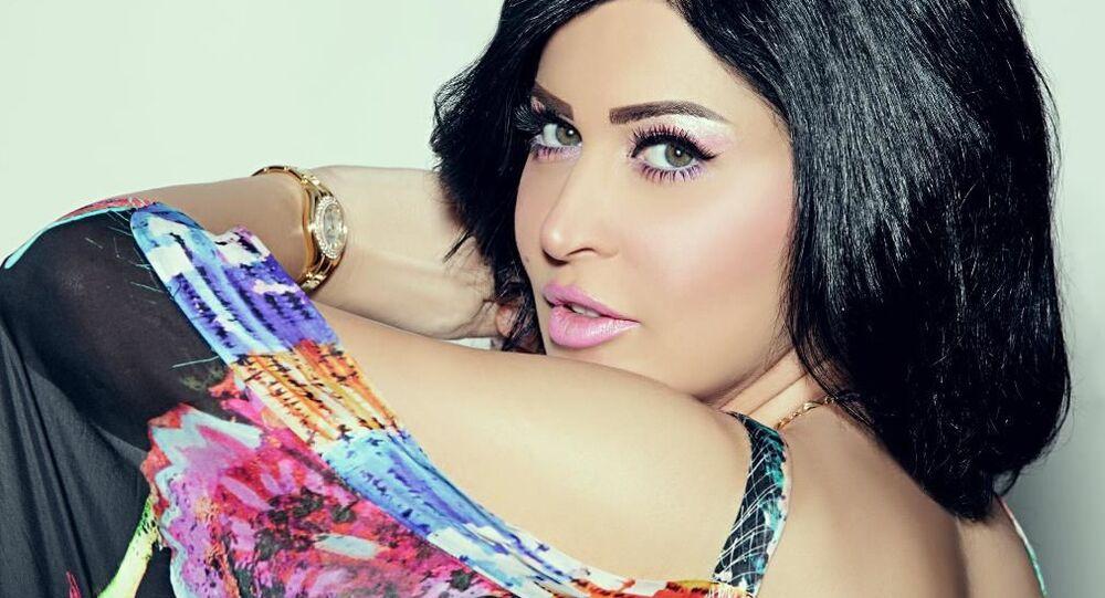 الممثلة السورية جمانة مراد