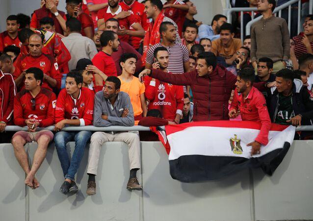 مباراة الأهلي والترجي