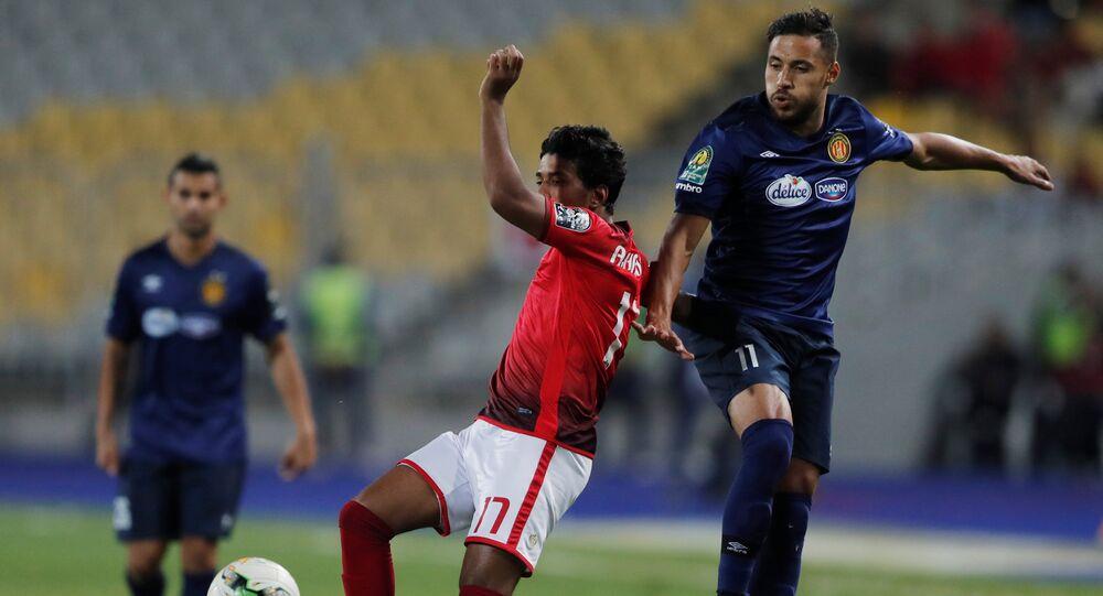 مباراة الأهلي والترجي نهائي دوري أبطال أفريقيا