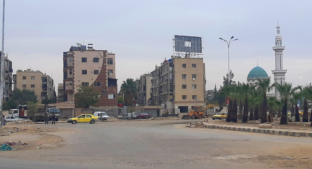 مخيم اليرموك