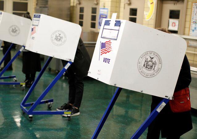 انتخابات التجديد النصفي في الكونغرس الأمريكي