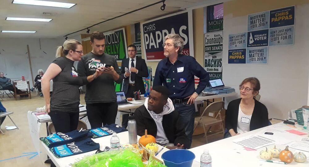 انتخابات التجديد النصفي في أمريكا