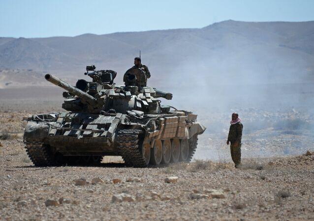 دبابة تي-54