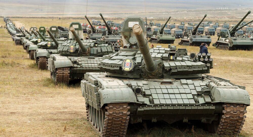 دبابات تي-72 وتي-80
