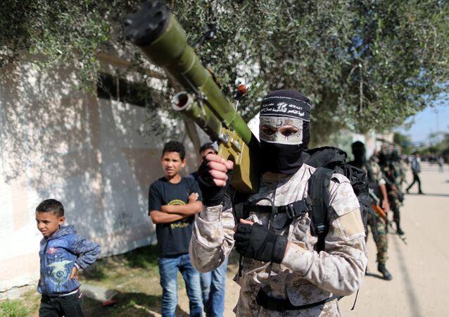فصائل المقاومة الفلسطينية - ألوية الناصر صلاح الدين