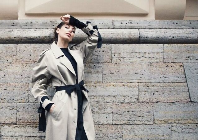 المدونة الروسية والممثلة ناتاليا كراسنوفا