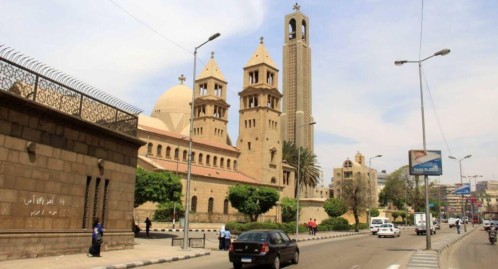 الكنيسة المرقسية