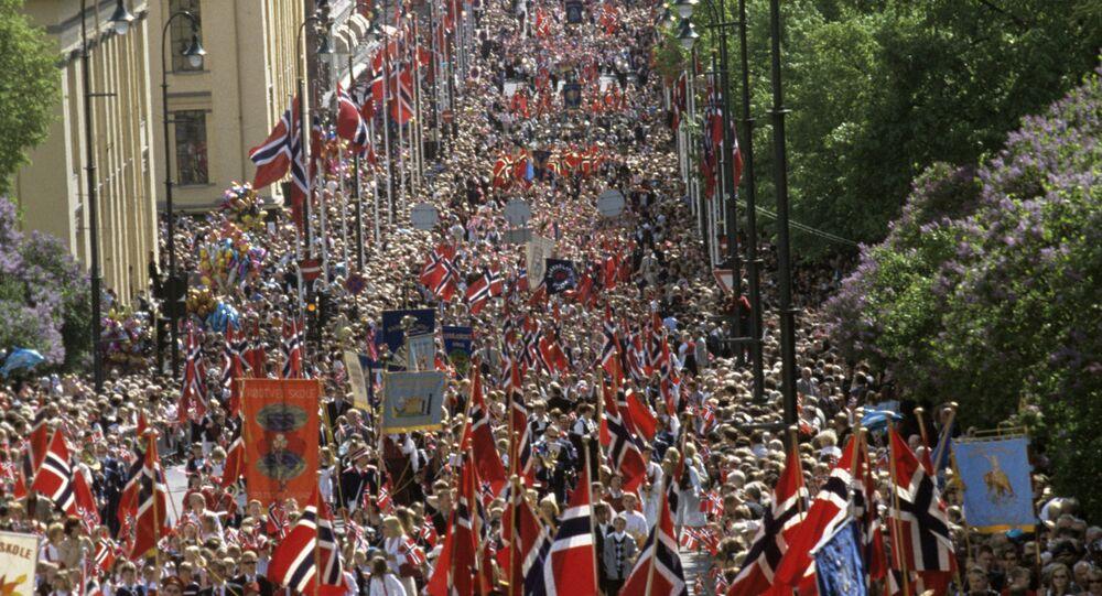 يوم الاستقلال في النرويج.