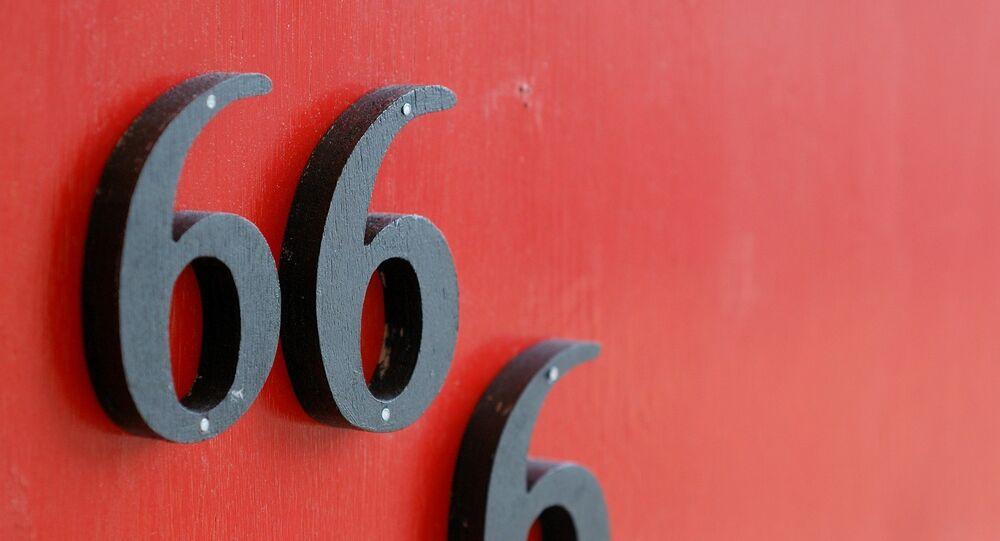 العلماء يكشفون سر الرقم الشيطاني 666