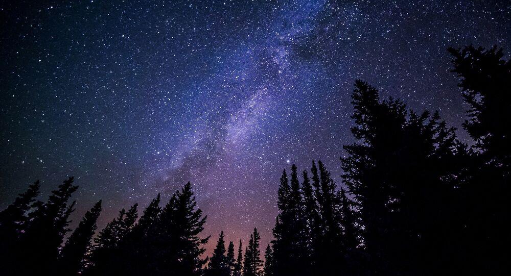 سماء نجوم