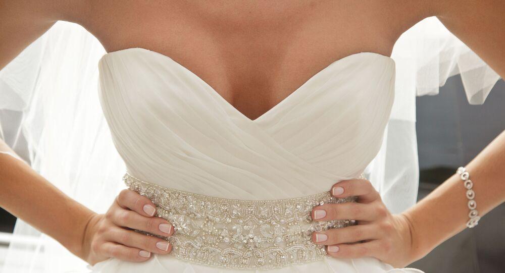 ثوب زفاف