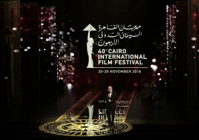 الدورة الـ 40 لمهرجان القاهرة السينمائي