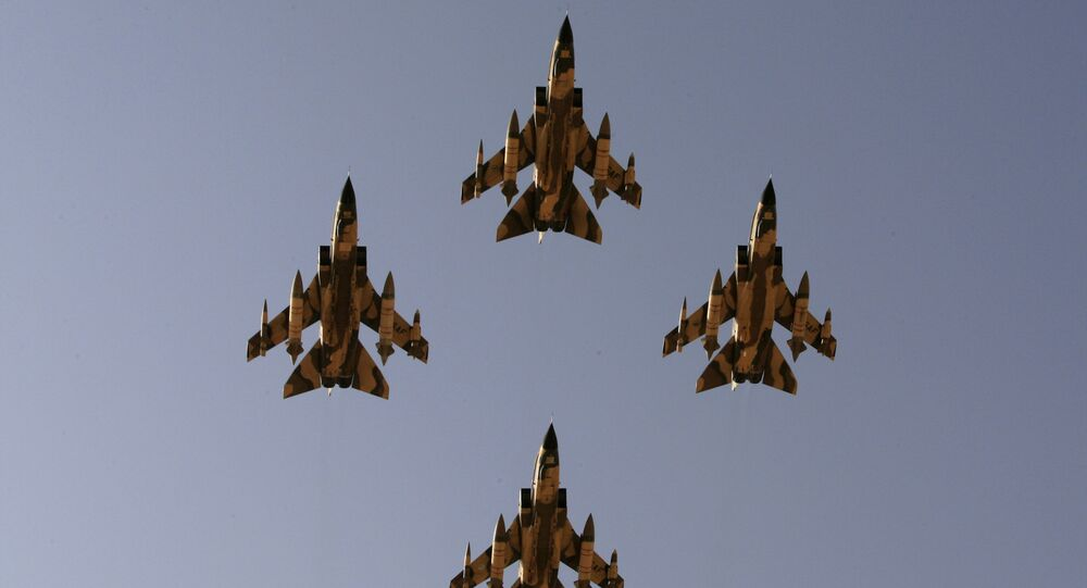 الطيران السعودي - المقاتلات الهجومية تورنادو (Tornado) السعودية، 2009