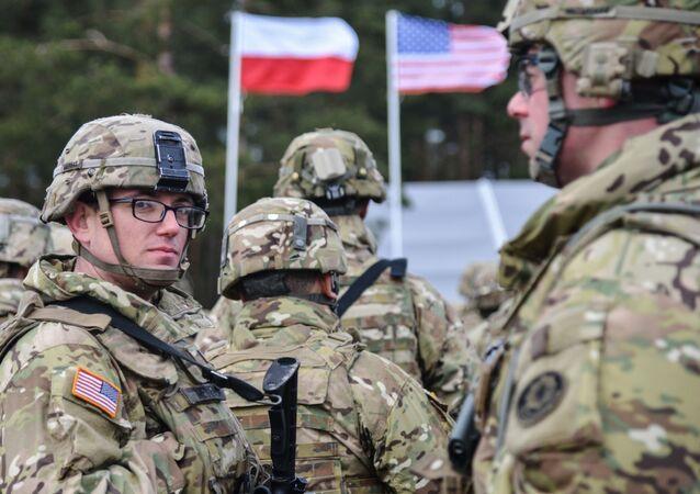 مشروع الجيش الأوروبي - جيش أوروبي - قوات الجيش البولندي