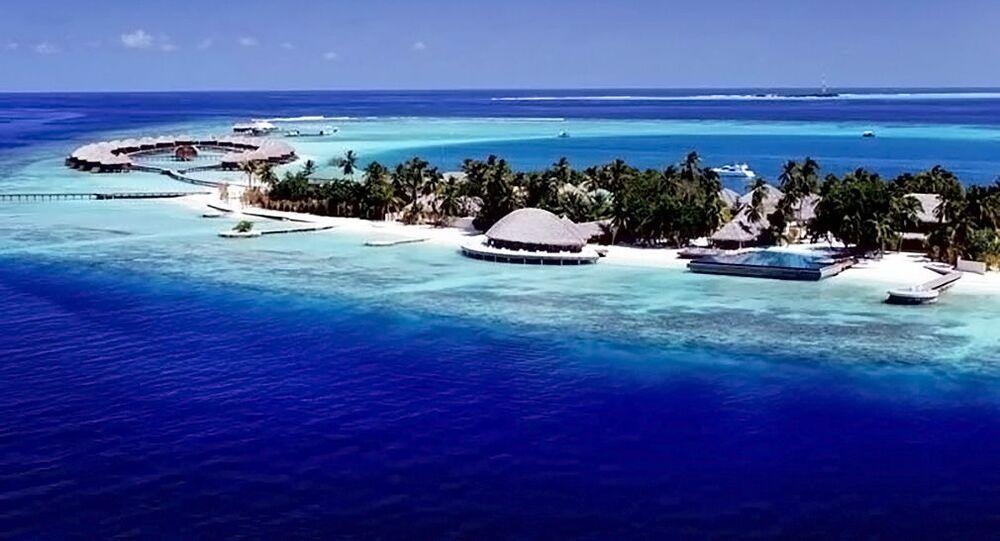 فندق Huvafen Fushi، جزر المالديف