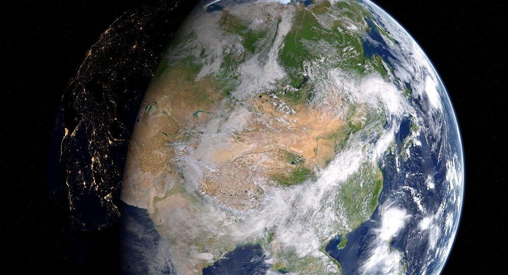 الكرة الأرضية