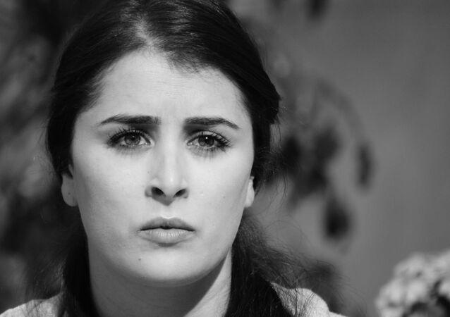 الممثلة التونسية عائشة بن أحمد