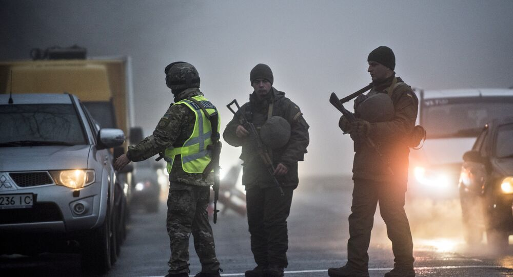 الشرطة الأوكرانية