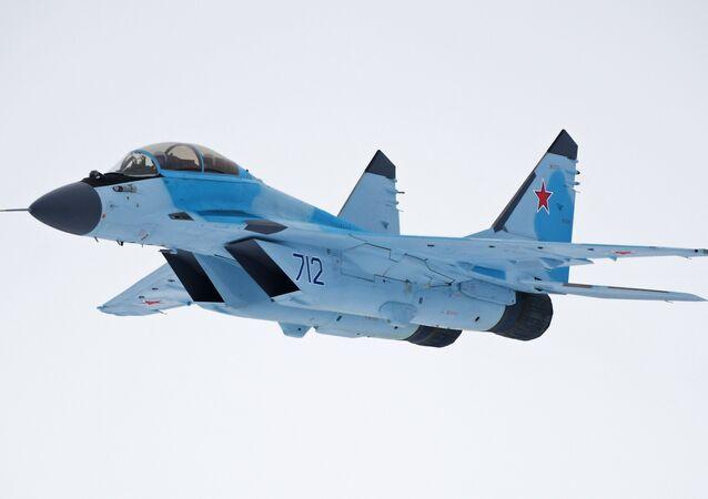 مقاتلة ميغ-35